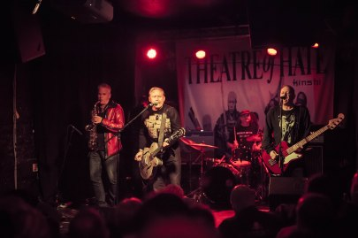 THEATRE OF HATE @ THE CLUNY 2.11.16-28