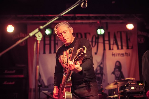 THEATRE OF HATE @ THE CLUNY 2.11.16-29