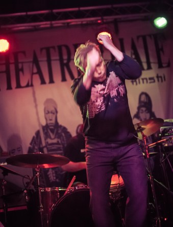 THEATRE OF HATE @ THE CLUNY 2.11.16-39