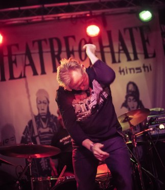 THEATRE OF HATE @ THE CLUNY 2.11.16-40