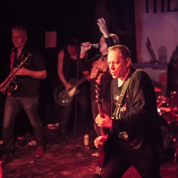THEATRE OF HATE @ THE CLUNY 2.11.16-83